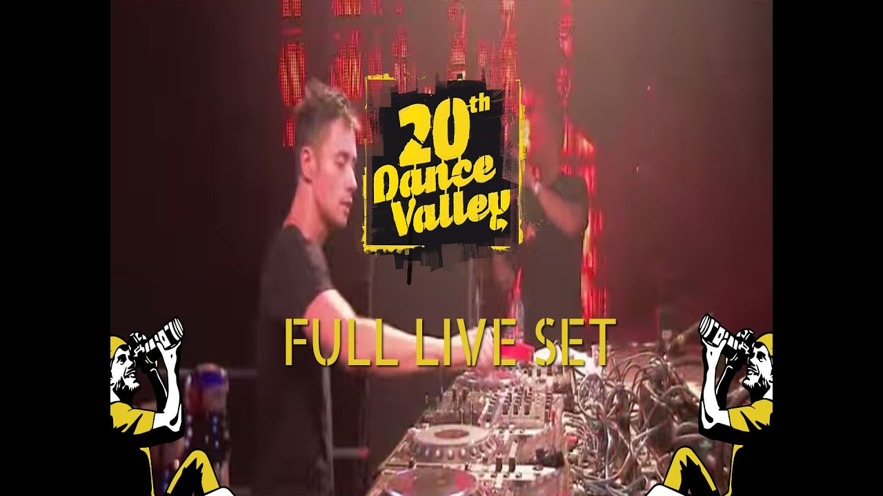 Bassjackers - Live @ Dance Valley 2014