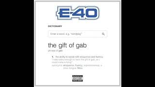 """E-40 """"Relax"""" Feat. Problem"""
