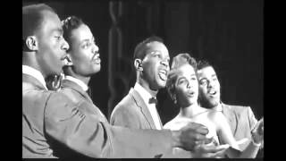 The Platters The Great Pretender 1955 - HD VERSION