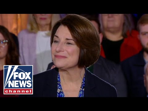 Town Hall with Amy Klobuchar | Part 3