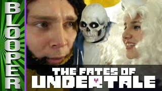 BLOOPERS from The Fates of Undertale (Bonus Encounter)