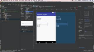 Android Tutorial Part 11 of 100: ConstraintLayout