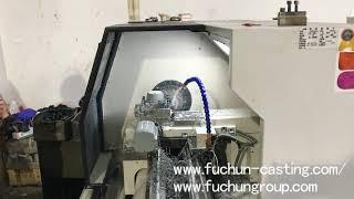 CNC Machining-Custom Forklift Hardware
