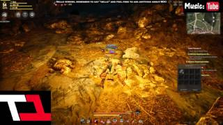 Black Desert: Waragon Tunnels