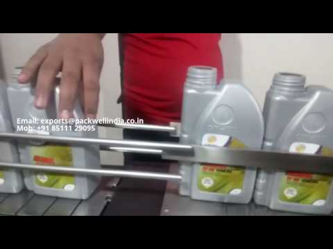 Automatic Two Side Flat Bottle Labeling Machine