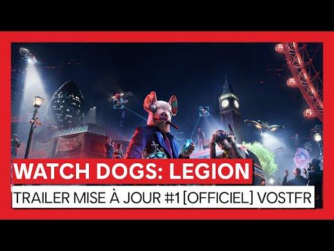 Bande annonce mise à jour #1 de Watch Dogs Legion