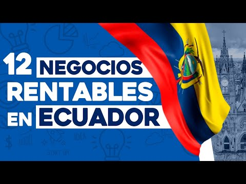 , title : '✅ 12 Ideas de Negocios Rentables en Ecuador con Poco Dinero 🤑