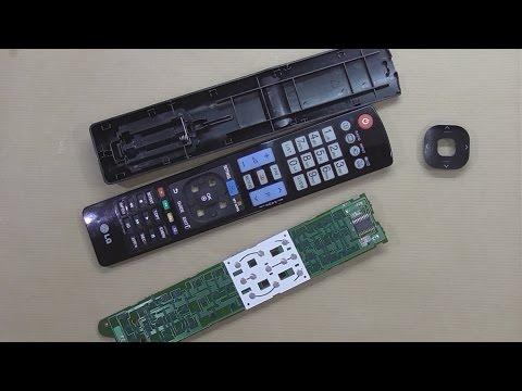 Como limpiar un mando a distancia - DIY