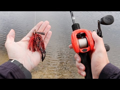 Catch 5x MORE Fish Using A Jig (Bass Fishing Tips)