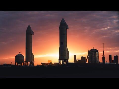 Test du Starship SN9 🚀💥