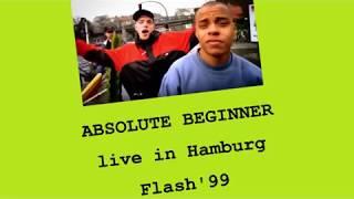 ABSOLUTE BEGINNER Hammerhart   live 1999 year