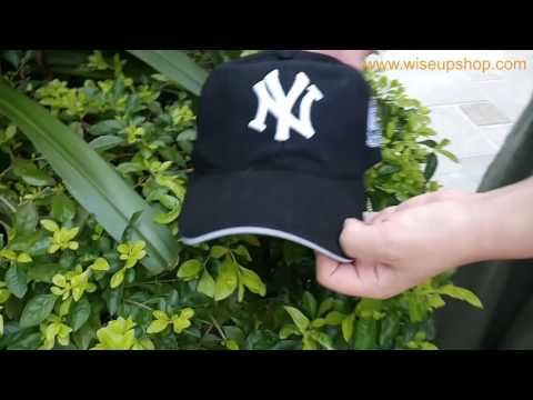 WISEUP Baseball Cap 1080P Spy Camera Instruction and Video Footage(Model Number: DVR-0015C)