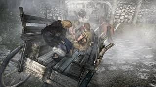 Skyrim - сломанная повозка