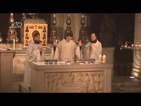 Vêpres et messe à St-Gervais du 12 janvier 2019