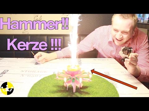 Hammer Geburtstags Kerze