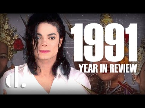 1991   Michael Jackson's Year In Review   the detail.
