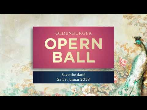 OPERNBALL 2017 - VVK Start für 2018 am 01.09.