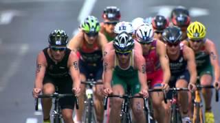 preview picture of video '2014 ITU World Triathlon Auckland - Elite Men's Highlights'