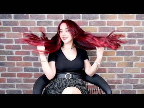 Morfose10 ile Kızıl Saç