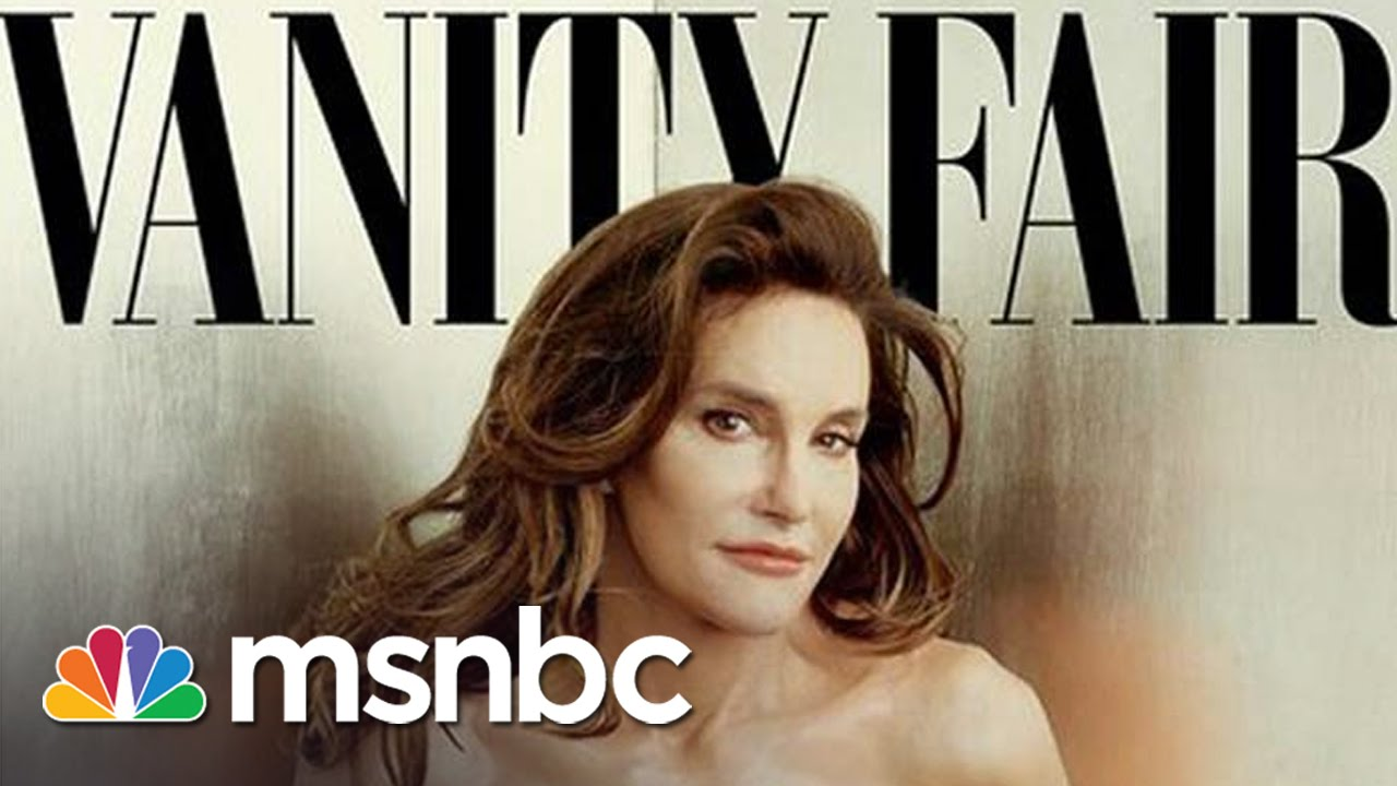 Vanity Fair Releases Cover Photo Of Caitlyn Jenner | msnbc thumbnail