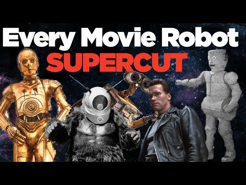 Music Video Every Movie Robot Boing Boing
