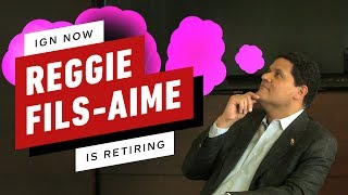 Remembering Reggie's Best-Ass Moments - IGN Now