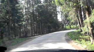 preview picture of video 'Street View - Ząb - Kościelisko, przez Butorowy Wierch'