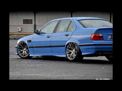 Video CONTOH MODIFIKASI Sedan BMW Jadul Yang Masih GAUL