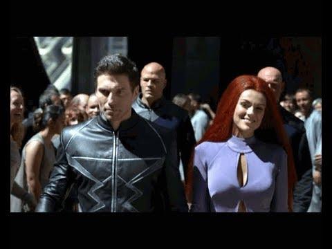 Marvel's Inhumans King Black Bolt And Queen Medusa Best Moments Part#1