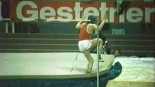Vladimir Yashchenko (part 3) - Best straddle sequences ever / World Record Milan 1978