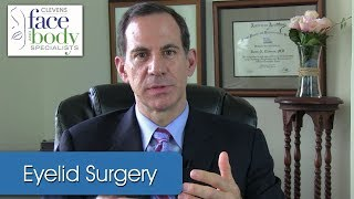 Dr. Clevens | Can I combine eyelid surgery with other cosmetic procedures?