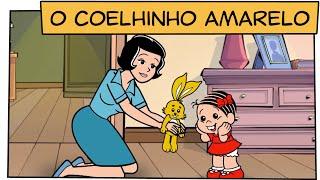 O Coelhinho Amarelo   Turma da Mônica
