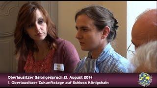 preview picture of video 'Oberlausitzer Salongespräch - Teil 2'
