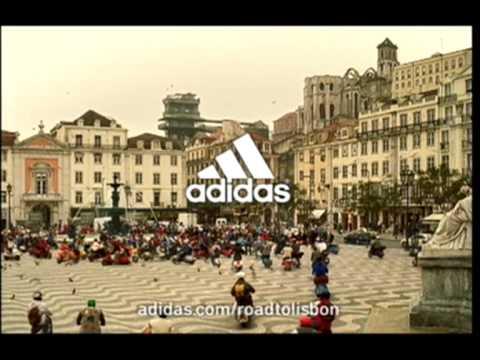 Adidas - Road To Lisbon
