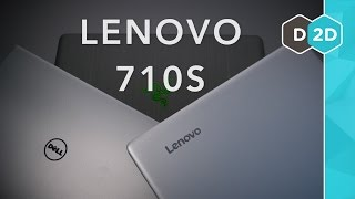 Lenovo Ideapad 710S Review - A Cheap and Thin Laptop!