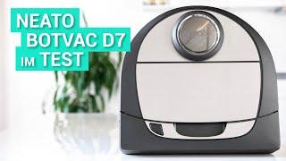 Neato Botvac D7 Connected - Test & Review des Saugroboters!