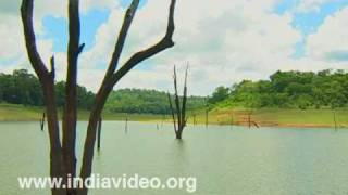 Boating in Thekkady Lake