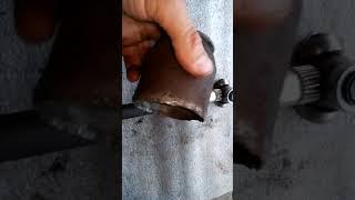 Замена пыльников задней полуоси Форд сиерра универсал часть 1