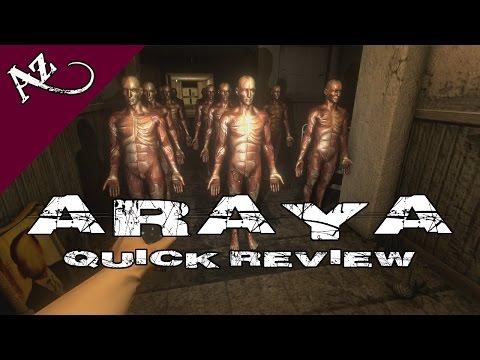 ARAYA - Quick Game Review video thumbnail