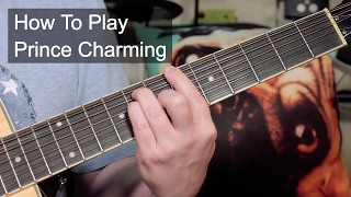 'Prince Charming' Adam & The Ants Guitar Lesson