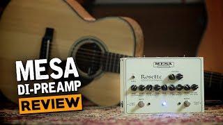 Mesa Boogie Rosette DI Review