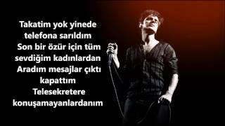 Teoman-Paramparça Lyrics