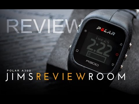 Polar A300 Fitness & Activity Monitor - Review