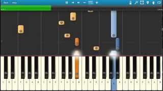 Epona's Song Piano Arrangement (With MIDI Download)