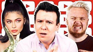 Dear Youtube, WHY?! HUGE E-Cigarette Ban Passed, IG Kardashian Crackdown, & Justin Trudeau Blackface