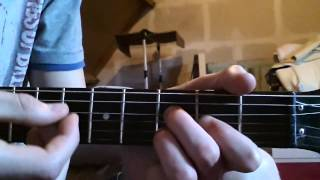 How to play Furor by ACDC