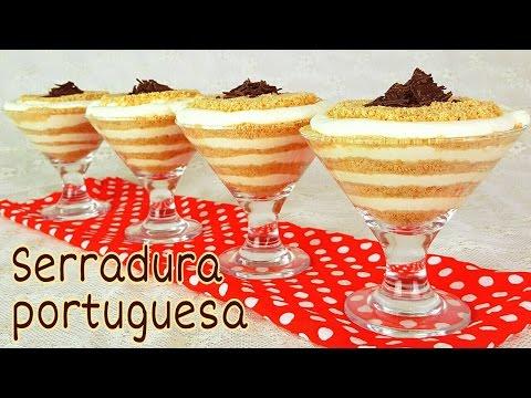 Serradura portuguesa | Mi tarta preferida