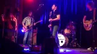 The Damnwells- Sleepsinging 9/27/2015 3rd & Lindsley. Nashville, TN.
