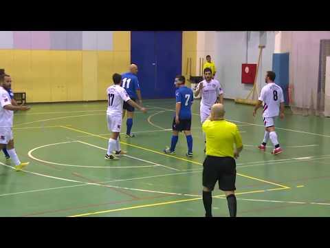 Ερμής Ζωγράφου – Ρέθυμνο Futsal 8-7 (video)