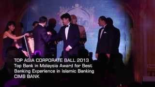Top Asia Corporate Ball 2013 - CIMB Bank